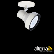 Spot Altena CPL07030 Style 1L PAR30 E27 Com Canopla