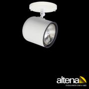 Spot Altena CPL09011 Giga 1L AR111 GU10 Com Canopla