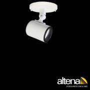 Spot Altena CPL09016 Giga 1L Dicróica/PAR16 GU10 Com Canopla