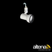 Spot Altena SCP08016 Dome 1L Dicróica/PAR16 GU10 Sem Canopla/Plug