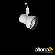 Spot Altena SCP08070 Dome 1L AR70 GU10 Sem Canopla/Plug