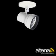 Spot Altena CPL04070 Simi 1L AR70 GU10 Com Canopla