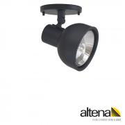 Spot Altena CPL08011 Dome 1L AR111 GU10 Com Canopla
