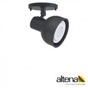 Spot Altena CPL08030 Dome 1L PAR30 E27 Com Canopla