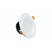 Spot de Embutir Pix 36504234Pop Fixo LED 3W 3000k 120lm 100x100x100mm Branco