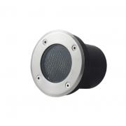 Spot de LED Para Solo Nordecor 6160/N-OUTLET Vinne LED 3000K 700lm 7W 85x100x70mm Bivolt Preto