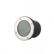 Spot de LED Para Solo Nordecor 6161/N Vinne LED 3000K 1000lm 10W 92x120x91mm Bivolt Preto
