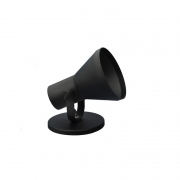 Spot DM Lumi 262/1-CV Taça 1L PAR30 E27 105x140x120mm