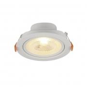 Spot LED Blumenau 80124104-OUTLET Slim Redondo 3W 4100K Ø70x14,5mm
