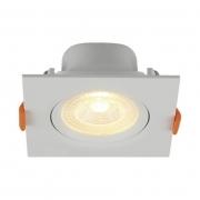 Spot LED Blumenau 80224104-OUTLET Slim Quadrado 3W 4100K 70x70x39mm