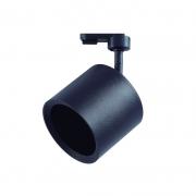 Spot LED Brilia 305564 IP20 20W AR111 Bivolt 115x115x215mm - Preto