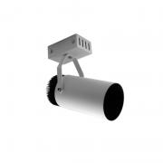 Spot LED Power Lume DLA-PJ50W Downlight 50W Bivolt IP40 Ø140x140x290mm