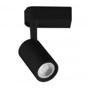 Spot Para Trilho Bella DL143P5 Neo 5W 2700K IP20 86x43x104mm - Preto