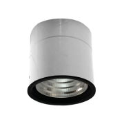 Spot Sobrepor LED Power Lume DLA-SPB50W Downlight 50W 24V IP40 Ø153x153x165mm