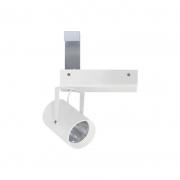 Spot Sobrepor Perfilado LED Lumicenter SR19-G Orientável 9,5W 4000K 1095lm 190x82,5x290mm - Branco