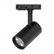 Spot Trilho LED Brilia 306387 8W 2700K IP20 Bivolt 80x50x142mm - Preto