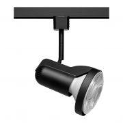 Spot Para Trilho Eletrificado Stella SD1080PTO PAR30 1L E27 PAR30 135x185mm - Preto