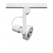 Spot Para Trilho Eletrificado Stella SD1170BR AR70 1L GU10 AR70 Ø75x155mm - Branco