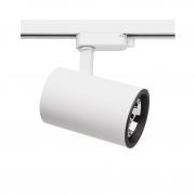 Spot Para Trilho Eletrificado Stella SD1740BR Zylinder 1L AR70 GU10 133x141mm - Branco