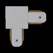 Trilho Eletrificado Furlight FL3008 Conector L Branco