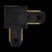 Trilho Eletrificado Furlight FL3009 Conector L Preto