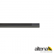 Trilho Eletrificado Sobrepor Altena TRA00002 Altrac 2 Metros