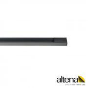 Trilho Eletrificado Sobrepor Altena TRA00010 Altrac 1,5 Metros