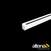 Trilho Eletrificado Sobrepor 3 Circuitos Altena TRA00035 Altrac PRO 2 Metros