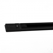 Trilho Spot Furlight FL3001 0,5M 50cm Preto