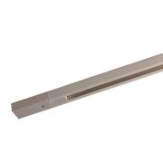 Trilho Eletrificado Starlux ZTL001-WH 1 metro - Branco