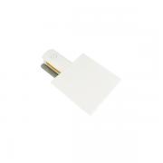 Alimentador Para Trilho Eletrificado Embutir Stella SD1208BR - Branco