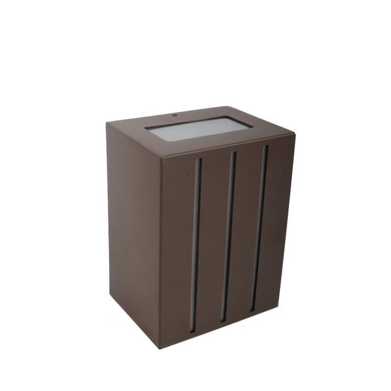Arandela DM Lumi 210/1 1L E27 90x120x160mm