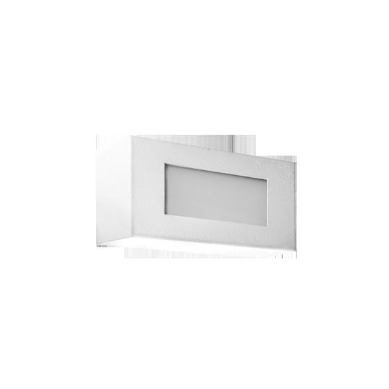 Arandela Incolustre 552.84 Mini 1L G9 120x70x40mm Branco