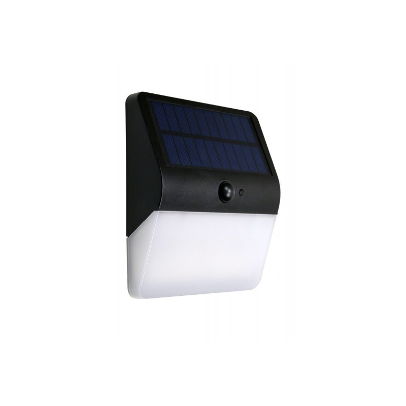 Arandela LED Ecoforce 18545 Solar 6W 3000K IP54 160x130x50mm