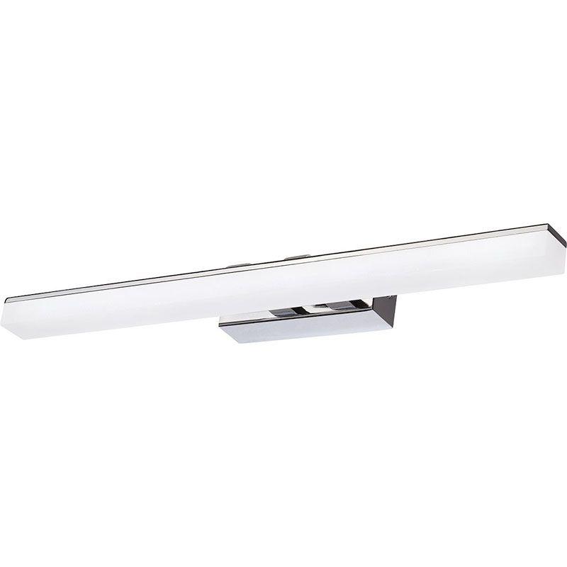 Arandela LED Mantra 30067 Acrílico 10W 3000K Bivolt 460x50x90mm - Cromado