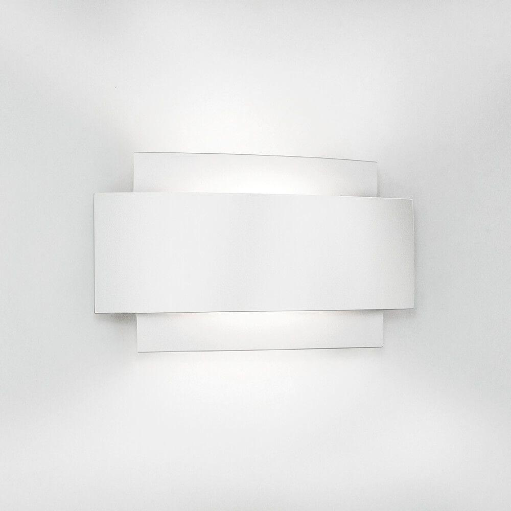 Arandela LED Newline 335LED1 Courbe LED 6W 2700K 127V 216x122x48mm