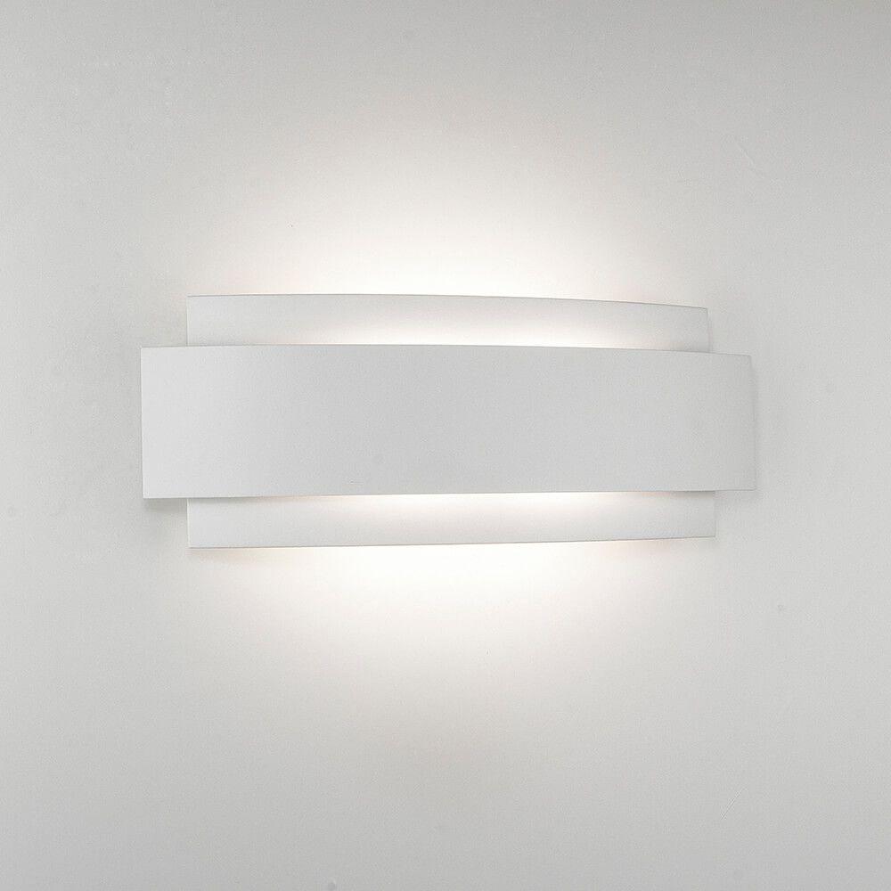 Arandela LED Newline 336LED1 Courbe LED 12W 2700K 127V 363x122x62mm