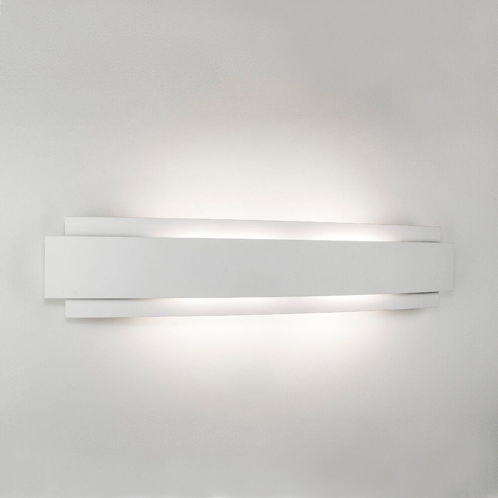 Arandela LED Newline 337LED1 Courbe LED 18W 2700K 127V 590x122x63mm