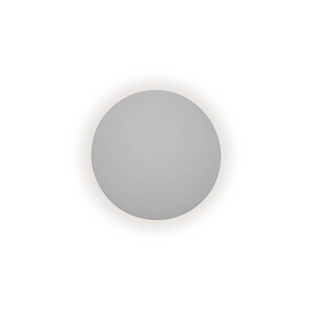 Arandela Led Newline 340LED1 Pleine Lune 6W 2700K 127V Ø262x90mm