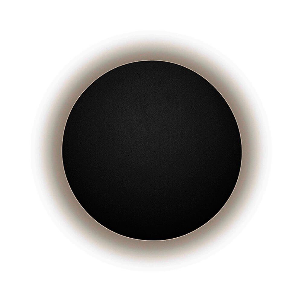 Arandela LED Newline 342LED1 Pleine Lune 3x 6W 2700K 127V Ø600x90mm