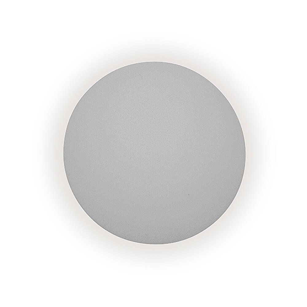 Arandela LED Newline 342LED2 Pleine Lune 6W 2700K 220V Ø600x90mm