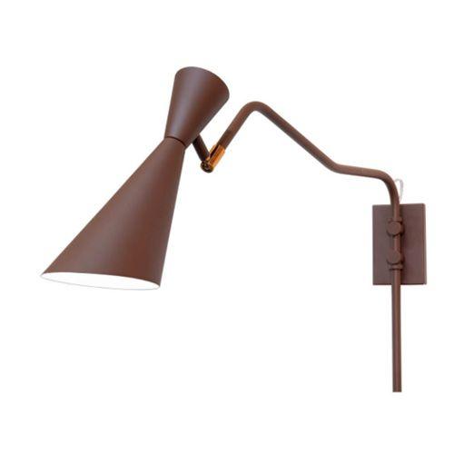 Arandela Munclair 2360 Lanterna Com Haste 1L Bulbo E27 70x350x650mm