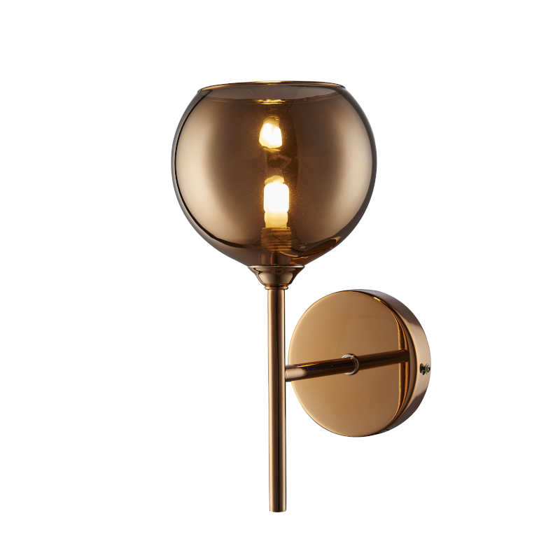 Arandela Casual Light Quality AR1220 Bunch 1L G9 200x135x280 Cobre