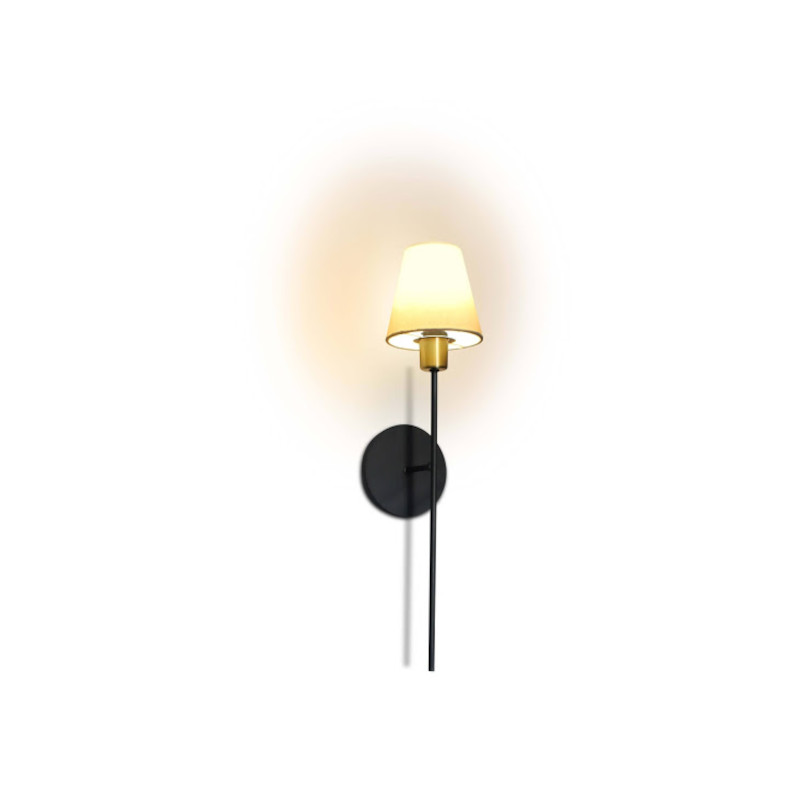 Arandela SpotLine 817/1 Torch 1L E27 90x500x140mm