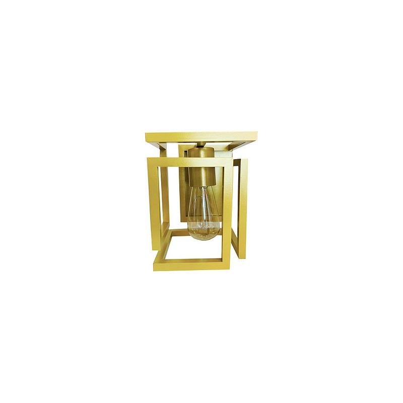 Arandela Tupiara AR100/1 Cube 1L E27 200x200mm