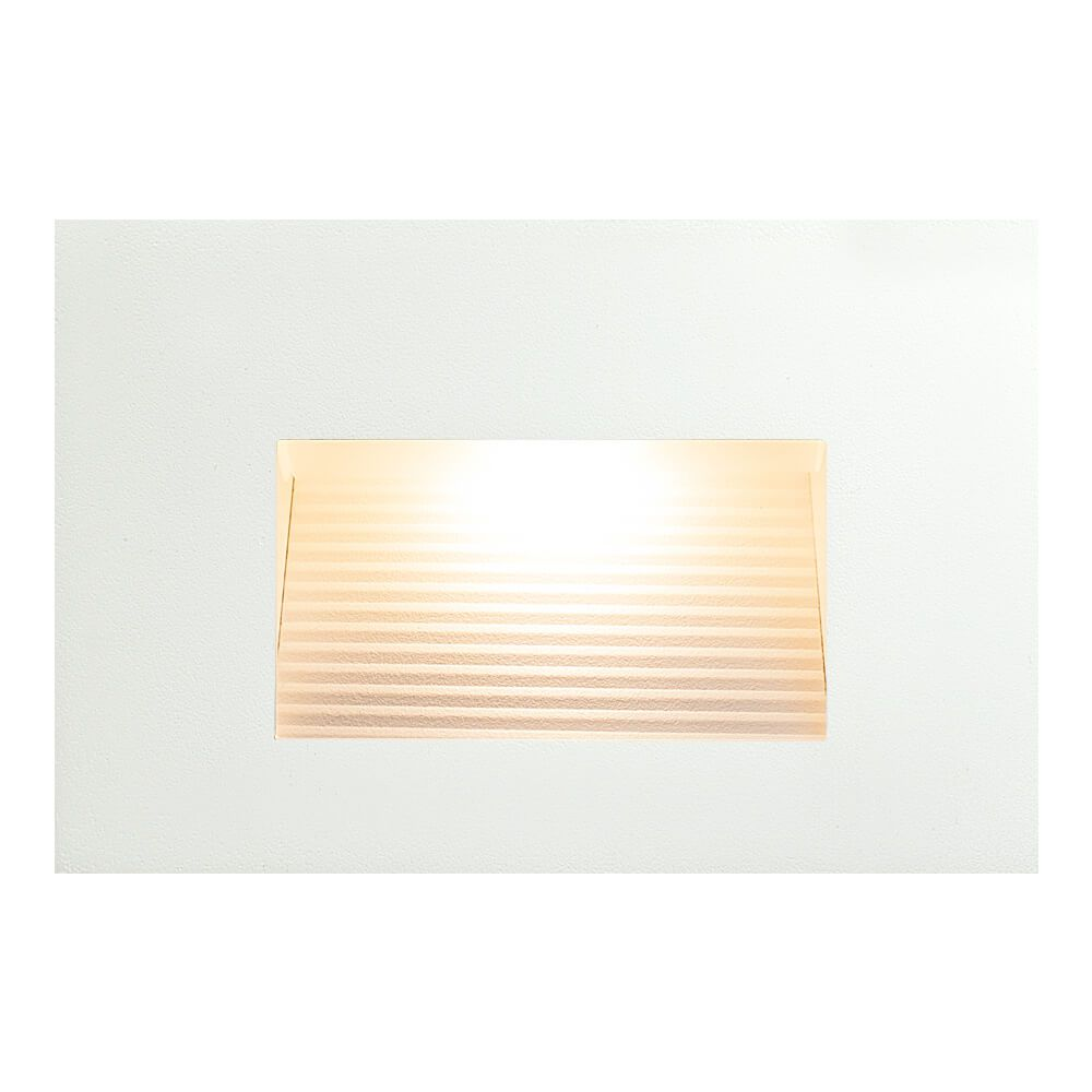 Balizador LED Newline IN10471LED Lisse 6W 2700K 220V 120x45x80mm