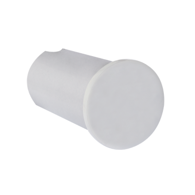 Balizador LED Romalux 10101 Soft Full Light 1,2W 2700K IP66 Bivolt Ø50x85mm Branco