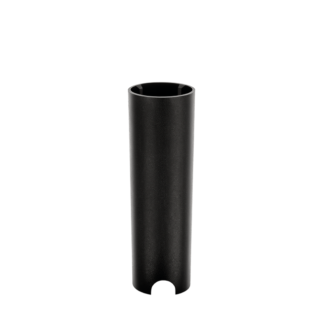 Balizador Solo LED Stella STH8703/27 Mini Spur 0,5W 2700K IP67 Bivolt - Preto