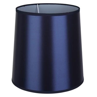 Cúpula Abajur Bella CP253030A Color 25X30X30cm - Azul Marinho