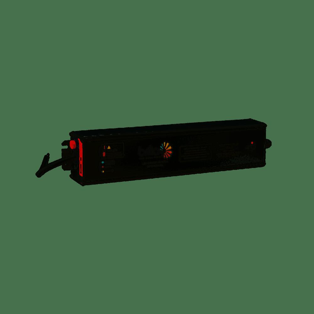Fonte/Driver LED Brilia 435038 Dimerizável 60W 12V 5A IP65 Bivolt